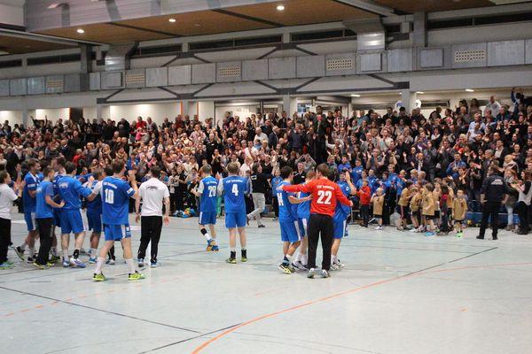 Sporthalle 1 Schmiden